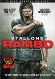 Rambo : Do pekla a zp�t  - 2 DVD