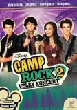 Camp Rock 2: Velk� koncert (DVD)