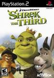 Shrek The Third - jazyk �v�dsko (PlayStation 2)