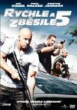 Rychle a zb�sile 5 (DVD)