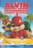 Alvin a Chipmunkov 3 (DVD)