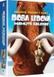 Doba ledov 1-4 - Mamut kolekce (4 DVD)