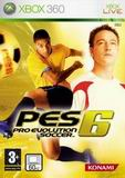 Pro Evolution Soccer 6 (X-360)