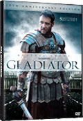 Gladiátor (2000) - (Gladiator 10th Anniversary Edition) DVD