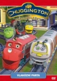 Chuggington - Vesel� vl��ky: Vlak�zn� parta (DVD) - zv�t�it obr�zek