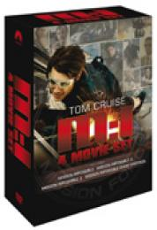 Mission: Impossible kolekce 1.- 4.  (DVD)