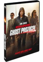 Mission Impossible 4: Ghost Protocol (DVD)