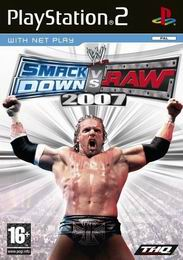WWE SmackDown vs Raw 2007 (PlayStation 2)