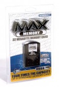MAX Memory card 32MB (PlayStation 2)