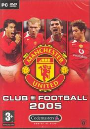 Manchester Club Football 2005 (PC)