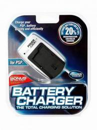 Datel Battery Charger Euro (PSP)