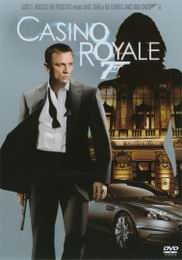 Casino Royale (2006) DVD