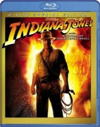 Indiana Jones a kr�lovstv� k�i���lov� lebky (Blu-Ray) - zv�t�it obr�zek