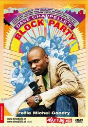 Block Party - papír (DVD)