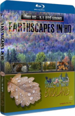 Earthscapes in HD: Fall in New England (Blu-ray) - zvìtšit obrázek