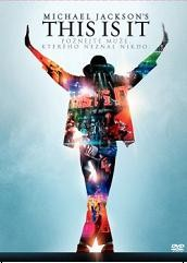 Michael Jackson THIS IS IT (1 DVD)