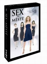 Sex ve mìstì 1.sezona (2 DVD)