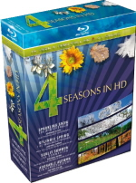 Ètyøi roèní období v HD (4 SEASONS IN HD)(Blu-ray)