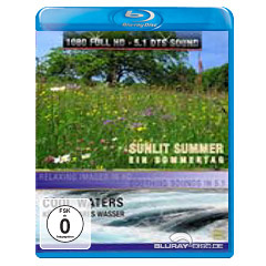 Sunlit Summer / Cool Waters (Blu-ray)