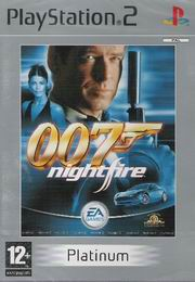 James Bond 007 Nightfire (PlayStation 2)