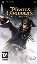 Pirates of the Caribbean At Worlds End (PSP) - zvìtšit obrázek