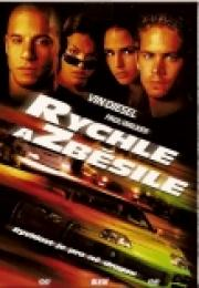 Rychle a zbìsile (The Fast and the Furious) DVD - zvìtšit obrázek