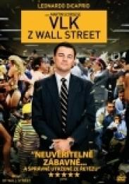 Vlk z Wall Street (The Wolf of Wall Street) DVD