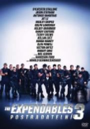 The Expendables: Postradatelní 3 (DVD)