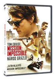 Mission: Impossible - Národ grázlù (DVD)