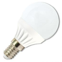 LED žárovka Ecolite LED5W-G45/E14/4100 SMD G45 mini globe