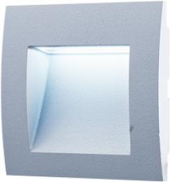 Greenlux WALL 10 1,5W GRAY CW, GXLL002