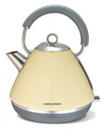Morphy Richards konvice Accents retro Cream, MR-102003