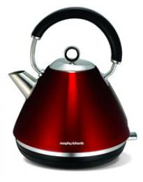 Morphy Richards konvice Accents retro Red, MR-102004