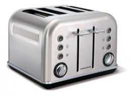 Morphy Richards topinkovaè Accents Brushed 4S, MR-242026