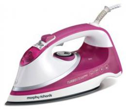 Morphy Richards žehlièka Turbo Steam Violet, MR-303110