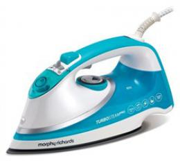 Morphy Richards žehlièka Turbo Steam Azure, MR-303111