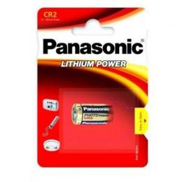 Panasonic CR2 Lithium Power, 1 ks blistr