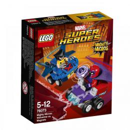 Mighty Micros: Wolverine vs. Magneto LEGO Super Heroes 2276073