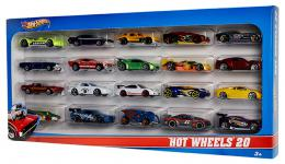 Hot Wheels HW 20KS ANGLIÈÁK ASST