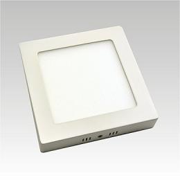 RIKI-P LED 230-240V 12W 3000K, bílé, 175x40mm IP40, NBB 253400060