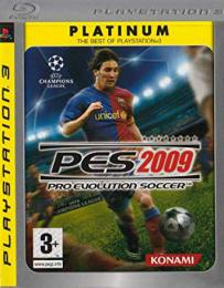 Pro Evolution Soccer 2009 Platinum (Playstation 3)