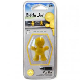 Osvìžovaè vzduchu - vùnì do auta Little Joe Vanilla