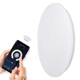 LED SMART WIFI stropní svìtlo, 28W, 1960lm, 3000-6000K, kulaté, 38cm, Solight WO770