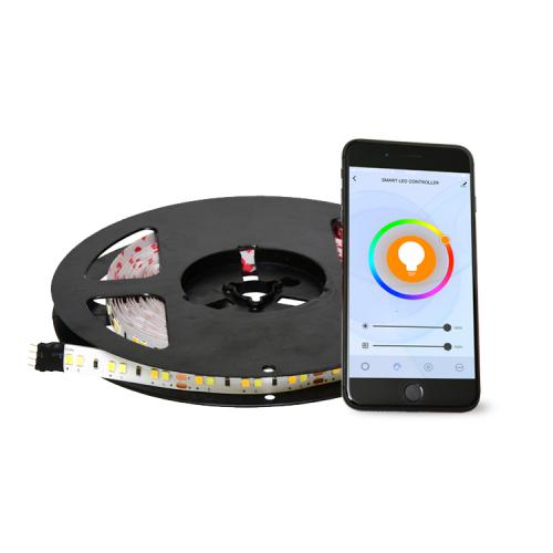LED páska Ecolite STRIP SET WiFi DX-SMD5050-RGBW/5M/TUYA, 5m, 620lm/m, IP20
