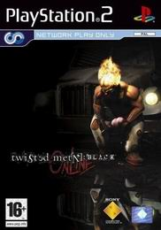 Twisted Metal On-line Black (PlayStation 2)