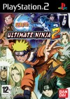 Naruto Ultimate Ninja 2 (PlayStation 2)