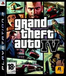 GTA IV (PlayStation 3)