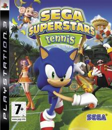 SEGA: Superstar Tennis (Playstation 3)