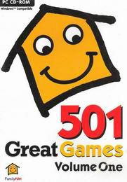 501 Great Games (PC)