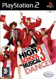 High School Musical 3: Senior Year DANCE! (PlayStation 2)